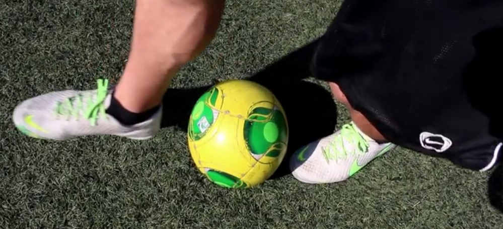 La mejor forma de realizar un control del balón