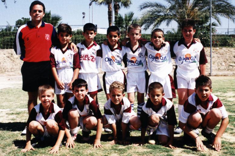 Prebenjamín B 1997-1998