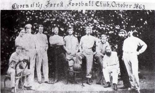 Forest F C 1863