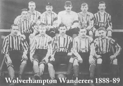 Wolverhampton Wanderers 1889
