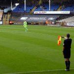 ¿Puede el Ojo Humano Detectar una Posición de Fuera de Juego Durante un Partido de Fútbol?